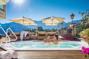 Alpen-Herz Romantik & Spa - Adults Only, Hotely  Ladis - big - 118