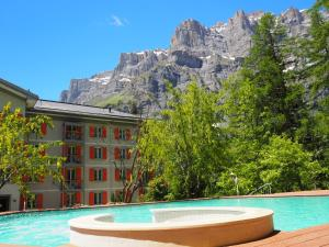 Leukerbad Hotels