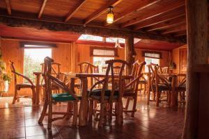 Hostal Turismo Allipén, B&B (nocľahy s raňajkami)  Melipeuco - big - 49