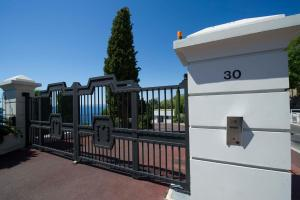 Luxury Apartment Palais Maeterlinck - Hotel - Nice