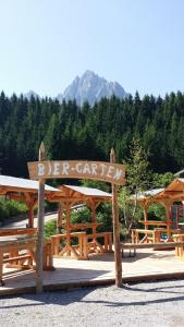 Alpin Park, Bed & Breakfasts  Sappada - big - 4