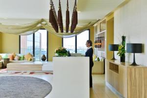 Pestana Casablanca, Seaside Suites & Residences, Resort  Casablanca - big - 50