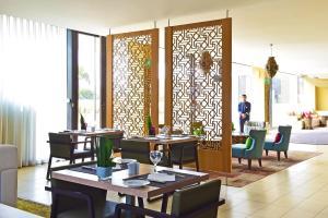 Pestana Casablanca, Seaside Suites & Residences, Resort  Casablanca - big - 47