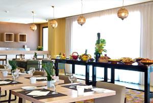 Pestana Casablanca, Seaside Suites & Residences, Resort  Casablanca - big - 39