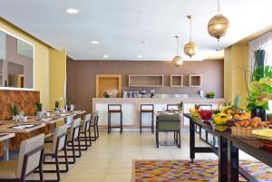 Pestana Casablanca, Seaside Suites & Residences, Resort  Casablanca - big - 45