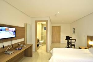 Personal Smart Hotel, Hotely  Caxias do Sul - big - 8