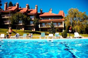 Курортный отель Перлина Карпат, Славское