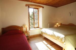 Accommodation in Cervières