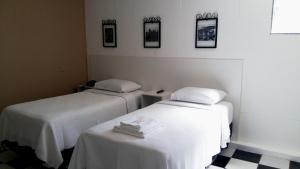 Medieval Hotel, Hotel  Três Corações - big - 37