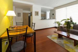 Suites Metropoli Edificio Torino, Апартаменты  Кито - big - 27