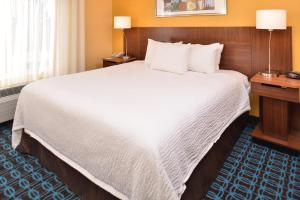 Fairfield Inn & Suites Louisville North / Riverside, Отели  Джефферсонвилл - big - 24
