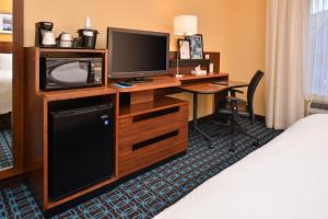 Fairfield Inn & Suites Louisville North / Riverside, Szállodák  Jeffersonville - big - 22
