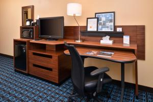 Fairfield Inn & Suites Louisville North / Riverside, Отели  Джефферсонвилл - big - 25