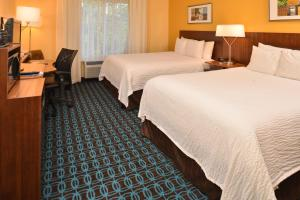 Fairfield Inn & Suites Louisville North / Riverside, Отели  Джефферсонвилл - big - 35
