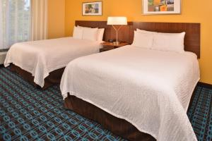 Fairfield Inn & Suites Louisville North / Riverside, Отели  Джефферсонвилл - big - 23
