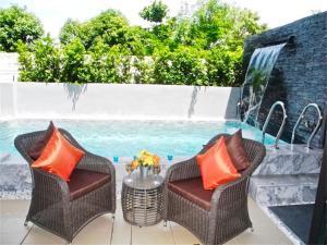COCO Chalong 2 bedrooms New Villa - Ban Bo Rae