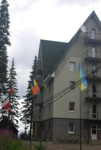 Accommodation in Dragobrat