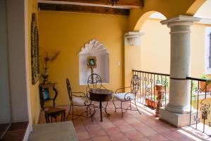 Hotel Casa Divina Oaxaca, Szállodák  Oaxaca de Juárez - big - 73
