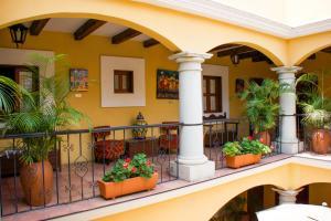 Hotel Casa Divina Oaxaca, Szállodák  Oaxaca de Juárez - big - 36