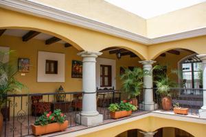 Hotel Casa Divina Oaxaca, Szállodák  Oaxaca de Juárez - big - 49