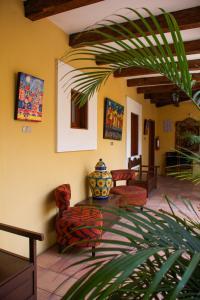 Hotel Casa Divina Oaxaca, Szállodák  Oaxaca de Juárez - big - 76