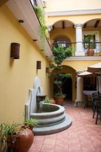 Hotel Casa Divina Oaxaca, Szállodák  Oaxaca de Juárez - big - 77