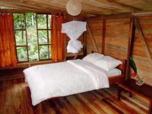 Huella Verde Rainforest Lodge, Chaty v prírode  Canelos - big - 4