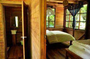 Huella Verde Rainforest Lodge, Chaty v prírode  Canelos - big - 16