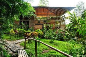 Huella Verde Rainforest Lodge, Chaty v prírode  Canelos - big - 25