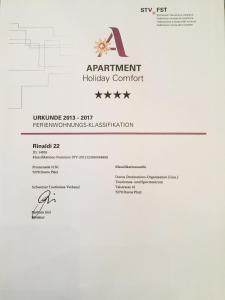 Rinaldi 22 - Apartment - Davos