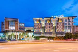Grand Vista Hotel Chiangrai - Ban San Ton Ko (1)