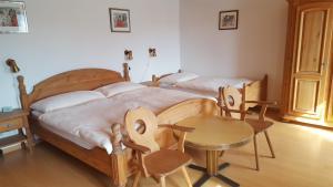 Hotel Vorab, Hotely  Flims - big - 51