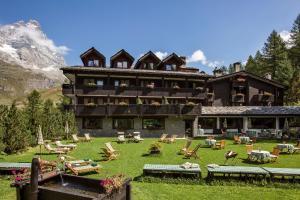obrázek - Hotel Hermitage Relais & Châteaux