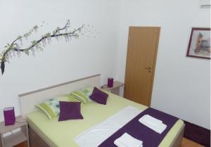 Apartment 4M, Apartmány  Mlini - big - 35