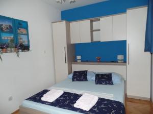Apartment 4M, Apartmány  Mlini - big - 25