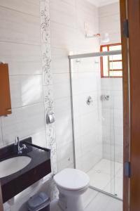 Pousada Flores do Campo, Vendégházak  Águas de Lindóia - big - 87