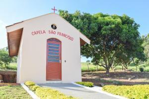 Pousada Flores do Campo, Pensionen  Águas de Lindóia - big - 83