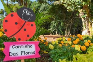 Pousada Flores do Campo, Pensionen  Águas de Lindóia - big - 28