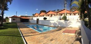 Pousada Flores do Campo, Vendégházak  Águas de Lindóia - big - 58