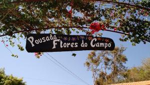 Pousada Flores do Campo, Pensionen  Águas de Lindóia - big - 56