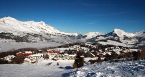 Résivacances Les Chalets de la Lauzière, Alpesi faházak  La Joue du Loup - big - 39