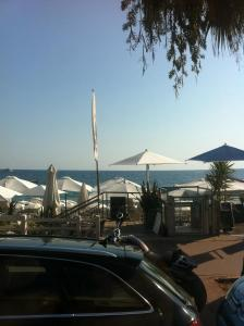 Cannes Terrace Beach Front & Sea view, Apartments  Cannes - big - 77