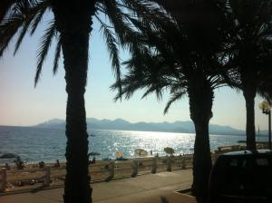 Cannes Terrace Beach Front & Sea view, Apartmány  Cannes - big - 75