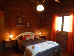 Altos del Bosque, Holiday homes  Mar del Plata - big - 8