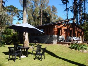 Altos del Bosque, Holiday homes  Mar del Plata - big - 32
