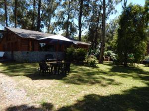 Altos del Bosque, Holiday homes  Mar del Plata - big - 18