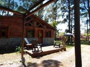 Altos del Bosque, Holiday homes  Mar del Plata - big - 16