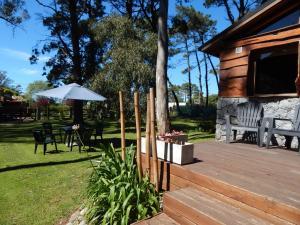 Altos del Bosque, Holiday homes  Mar del Plata - big - 30