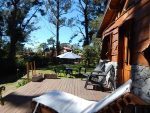 Altos del Bosque, Holiday homes  Mar del Plata - big - 31