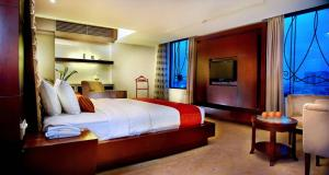 Grand Aston City Hall Hotel & Serviced Residences, Aparthotels  Medan - big - 9